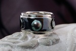 Lunaria, Moon Phase Ring