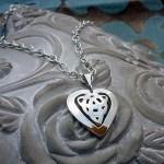 'Heart's Desire Celtic Knot Pendant