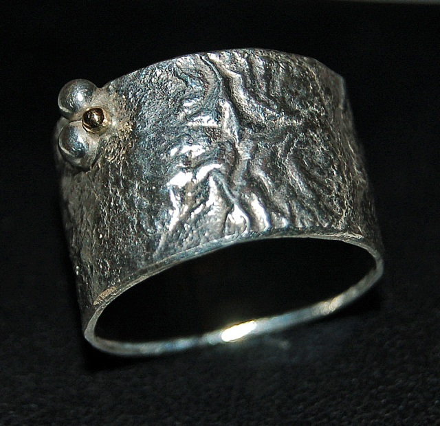 Ana's first ring